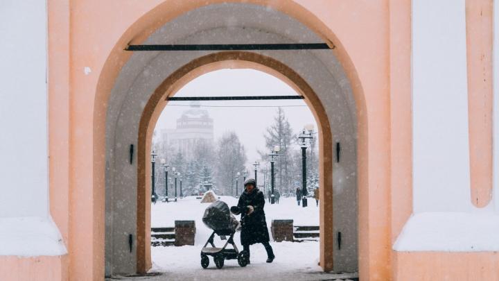 В Омске синоптики пообещали резкое похолодание