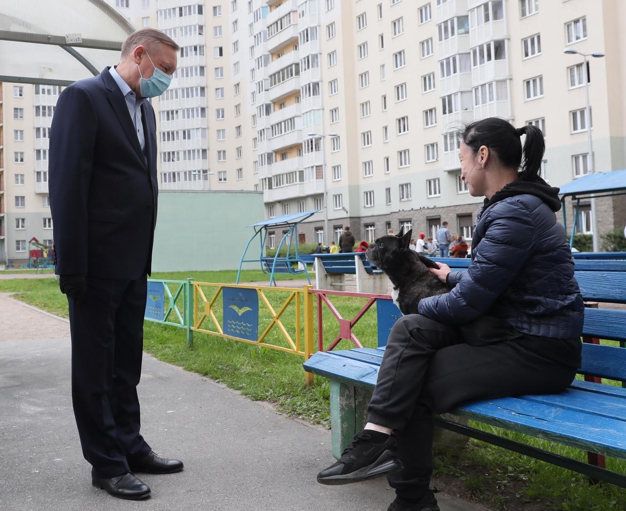 Губернаторский объезд Приморского района