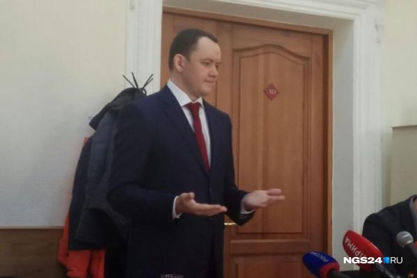 Аркадия Волкова осудили в мае прошлого года