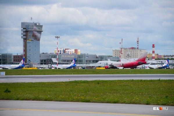 Международные перелеты Россия возобновила 1 августа