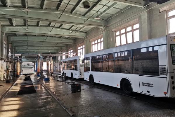 На «Самара Авто Газ» рассказали, какой должна быть минимальная температура в автобусе
