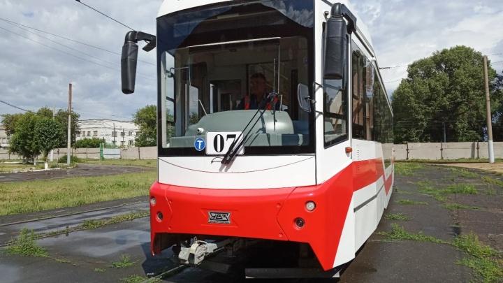 В Екатеринбурге сделают 24 новых трамвая для Омска