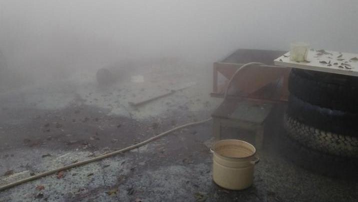 Роспотребнадзор исследует воздух в Дзержинске после разлива неизвестного вещества