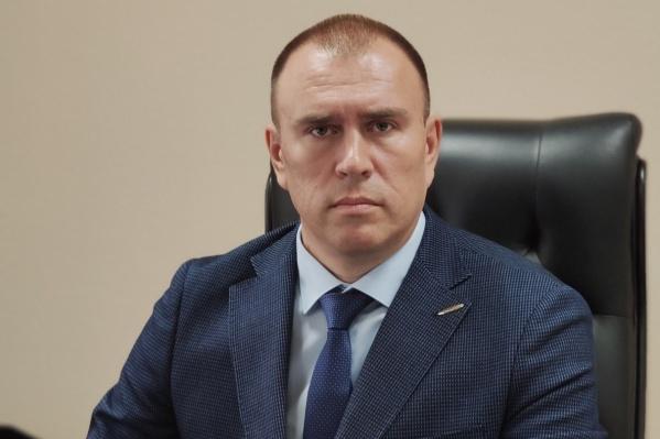 Пётр Вагин получил назначение в свой день рождения — сегодня ему исполнилось 43 года