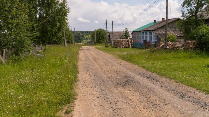 Глава Прикамья поручил спроектировать водопровод в поселке Щучье Озеро