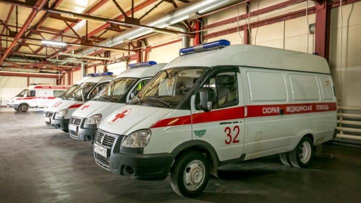 В Красноярске перегружена скорая помощь. Врачей ждут по 7 часов
