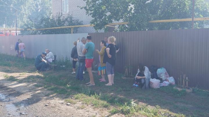 Городские власти заплатят погорельцам из Запанского