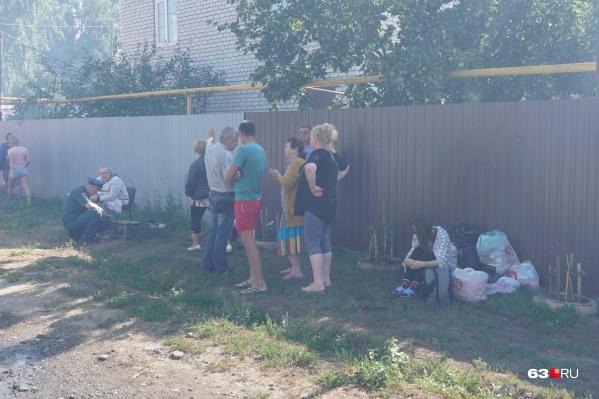 Без крыши над головой остались 20 семей