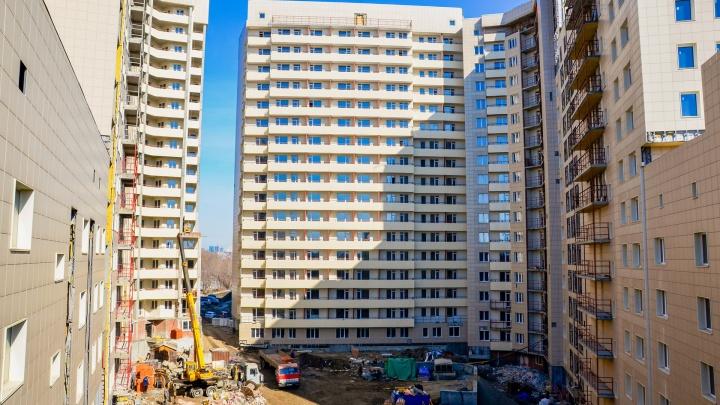 Совместили все лучшее: цены, качество и расположение — жилой комплекс на левом берегу манит переехать
