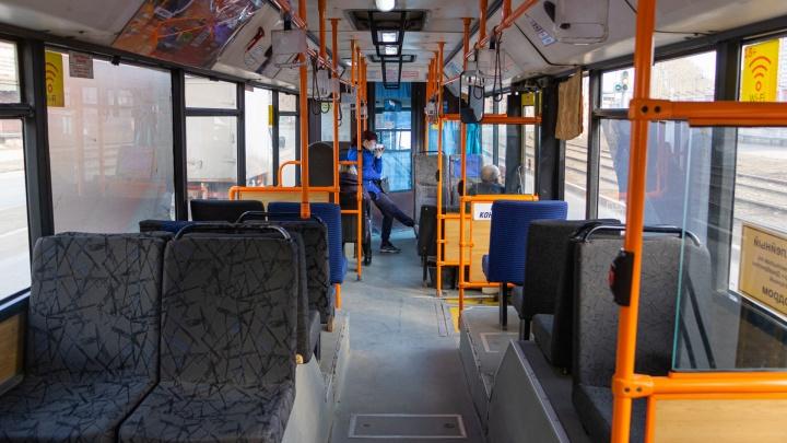 В Перми кондуктор высадил из автобуса 10-летнего мальчика