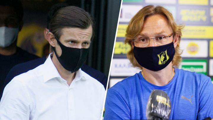 Не будь коронавируса, сыграли бы лучше: что говорили тренеры «Ростова» и «Зенита» после матча