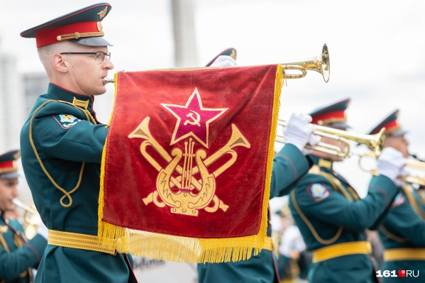 В городах России параду Победы перенос не грозит