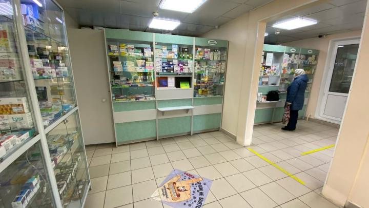 Южноуральцам с COVID-19, которые не смогут найти антибиотики в аптеках, пообещали лекарства бесплатно