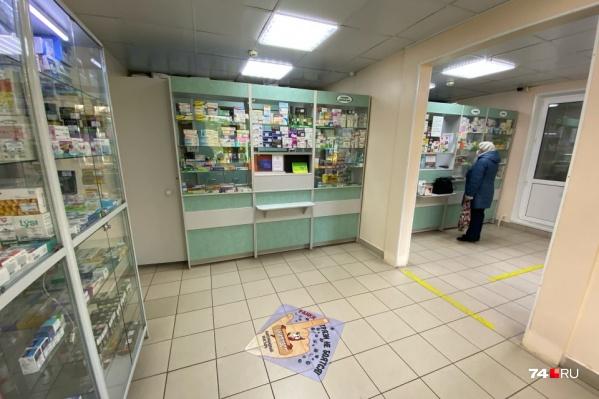 В аптеках Челябинской области не хватает «Арбидола» и антибиотиков для лечения коронавируса