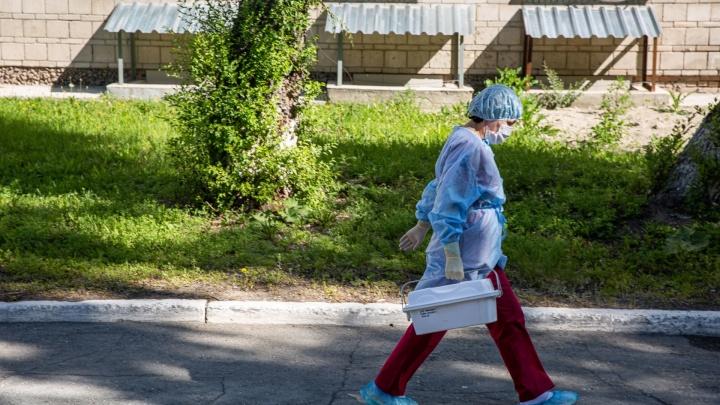 Коронавирус за последние сутки обнаружили еще у 143 жителей Красноярского края