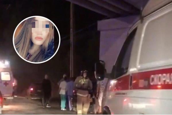 Погибшей девушке осенью должно было исполниться 18 лет
