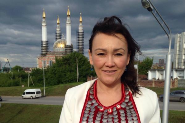 Активистка выступала за то, чтобы демонтировать православные кресты на Урале