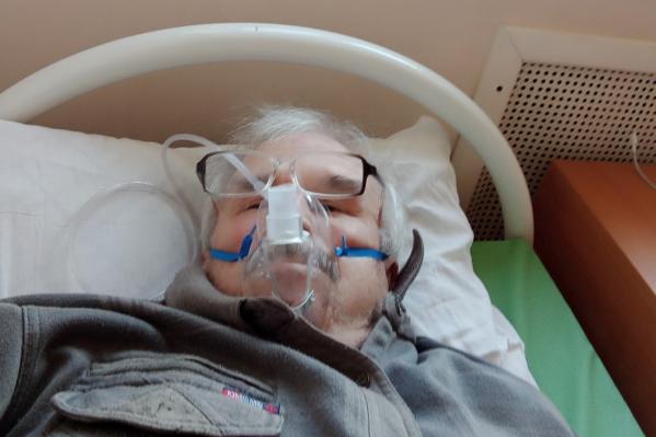 """Валерия госпитализировали 2 октября, а <nobr class=""""_"""">11-го</nobr> числа он скончался"""