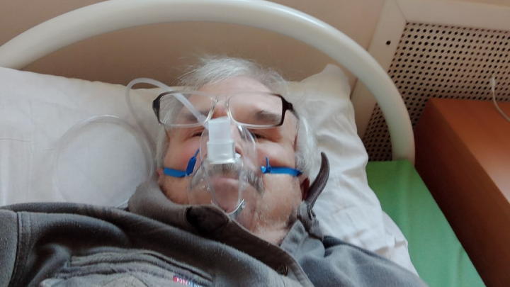 В Минздраве Прикамья рассказали подробности о лечении пенсионера, который умер с поражением 80% легких