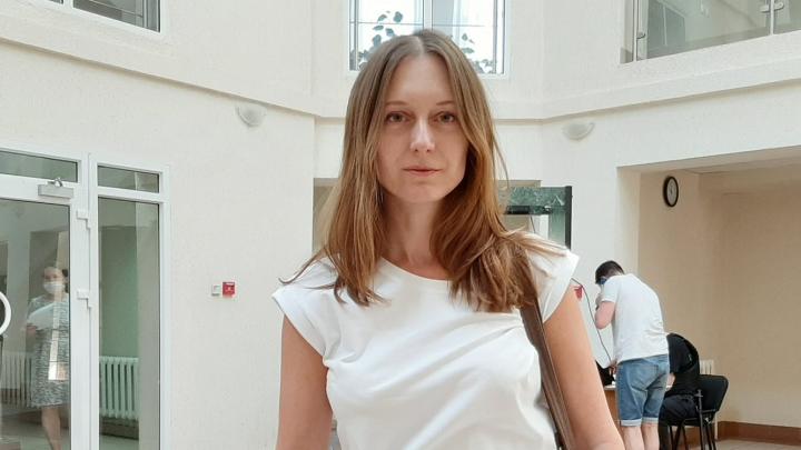 На журналистку, которая высказалась о взрыве в Архангельске, снова подали в суд