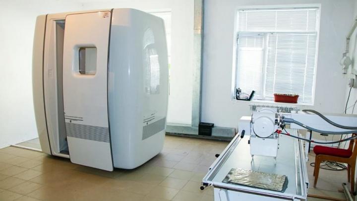 Для больниц Прикамья закупят флюорографы, рентгеновские аппараты и маммограф
