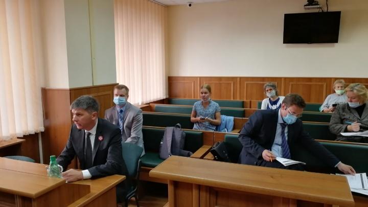 Суд отказал Олегу Мандрыкину в регистрации кандидатом в губернаторы Архангельской области