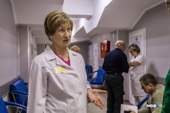 """С начала пандемии в Новосибирской области выявлено более 20 тысяч случаев заражения коронавирусом. ГКБ <nobr class=""""_"""">№ 2</nobr> также работает с ковидными больными"""