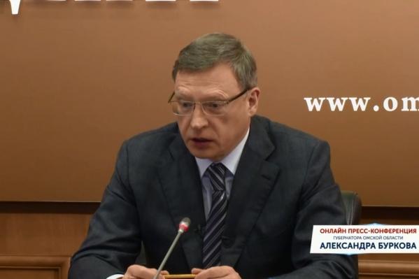 Александр Бурков обсудил с журналистами множество вопросов