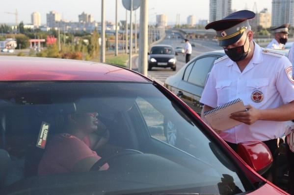 Двое водителей попались на повторном нарушении