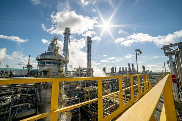 В 2019 году компания завершила строительство нефтехимического комплекса