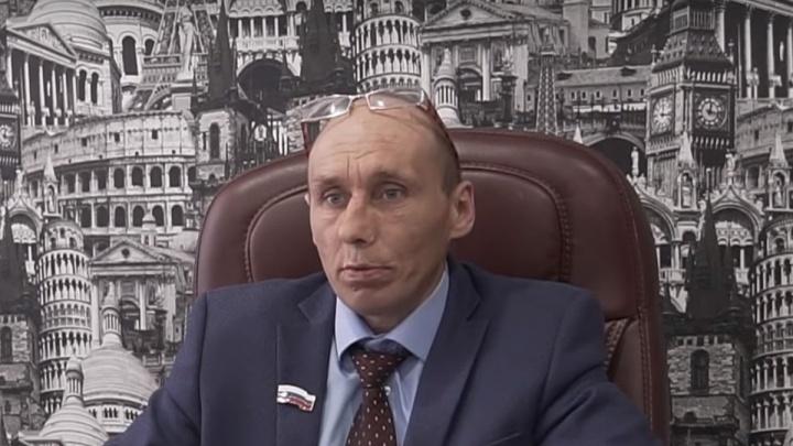Вымышленный депутат Наливкин, которого арестовали за дискредитацию власти, оказался уроженцем Красноярского края