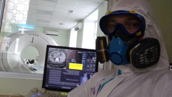 """Врач, запертый в COVID-госпитале Уфы, — о развитии событий: «Получим новый """"взрыв"""" после праздников»"""