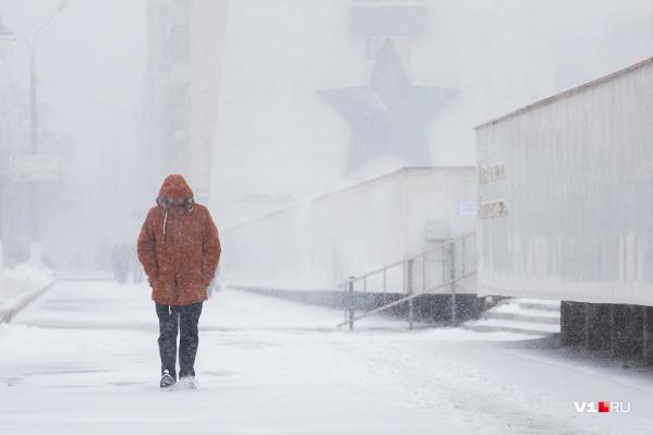 Снега в ближайшие дни не предвидится — только морозы