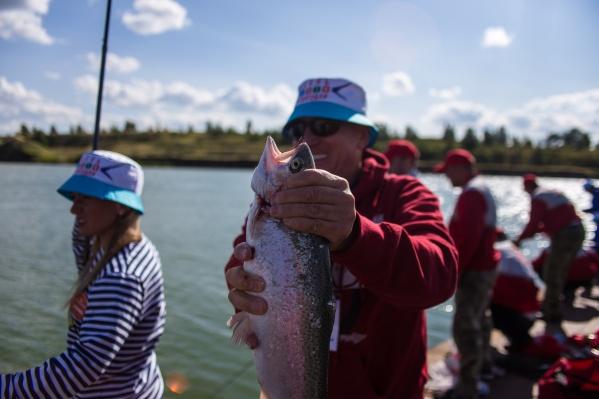 Отдельный приз получит спортсмен, выловивший самую большую рыбу