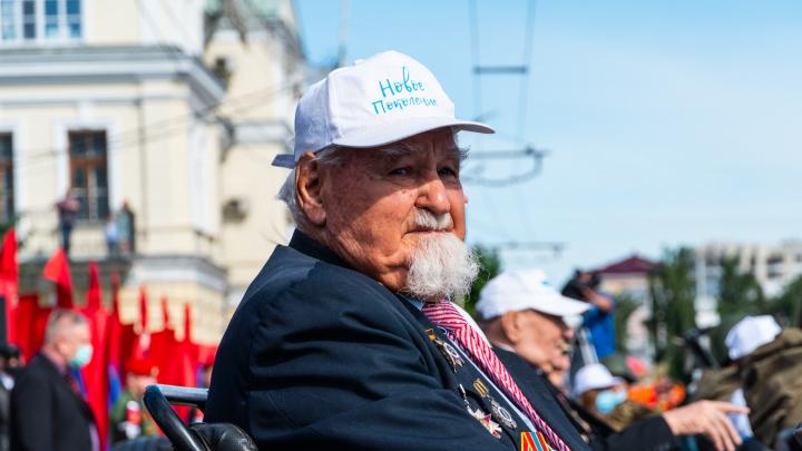 В Омске такси для ветеранов сделали бесплатным