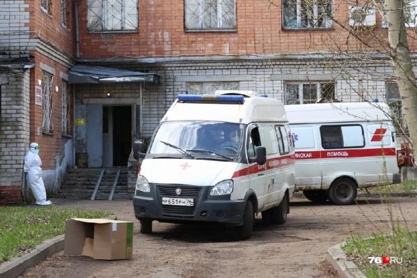 В Ярославской области более 700 человек заболевших коронавирусом попали в больницы