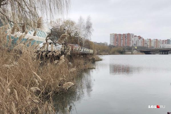 На фото — вид на Северное водохранилище со стороны теннисного центра «Гедон»