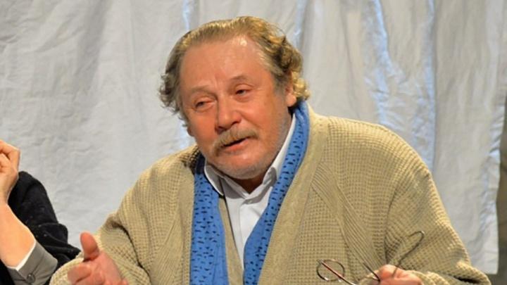 Народный артист России Валерий Алексеев заболел коронавирусом