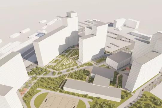 Жилой комплекс планируют возвести в 2021 году