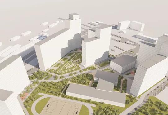 На месте бывшей нефтебазы на окраине Екатеринбурга хотят построить жилой комплекс