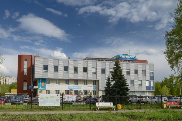 В центре «Евромед» предложат щадящую физиотерапию, ЛФК, дыхательные практики, массаж и другие процедуры