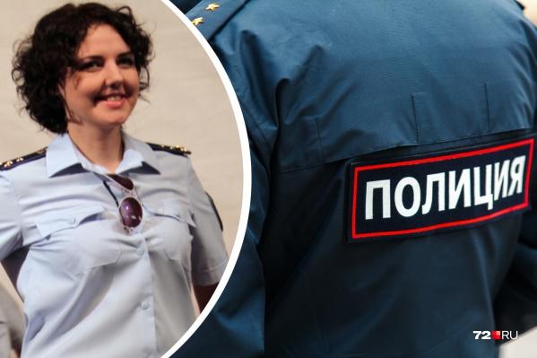 Вероника Лизогуб работает старшим следователем по особо важным делам следственной части СУ УМВД России по Тюменской области. Она сотрудник отдела по расследованию организованной преступной деятельности в сфере экономики<br>