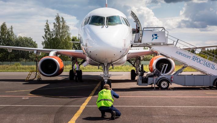 В Ярославле запускают несколько новых авиарейсов. Куда можно будет слетать летом