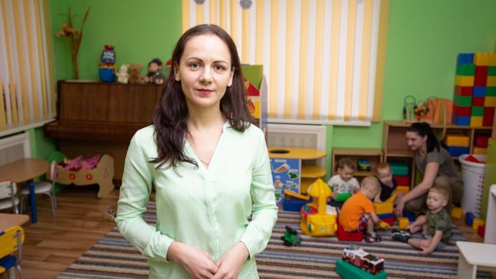 Челябинка открыла сеть детсадов с отдельным меню для детей-вегетарианцев и аллергиков