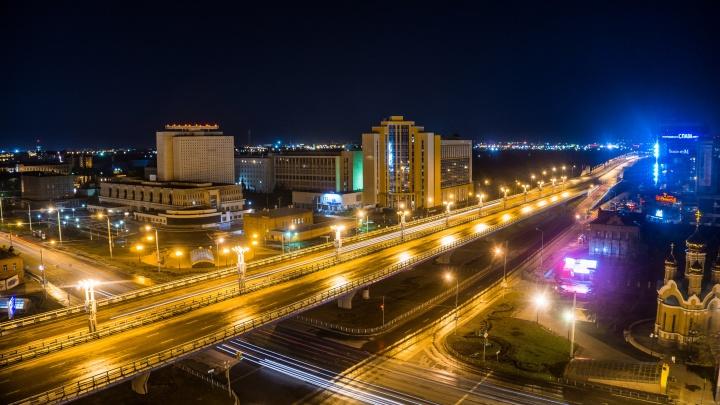 Омский метромост защитят от сталкеров и террористов за 60 миллионов рублей