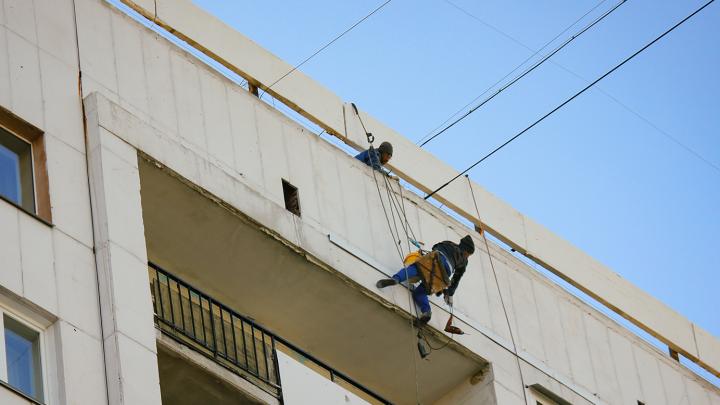 В Кузбассе молодой рабочий сорвался с крыши и погиб
