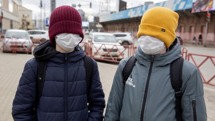 Сообщения от властей, пугающие фото и сокращение аварий: коронавирус в Новосибирске за день
