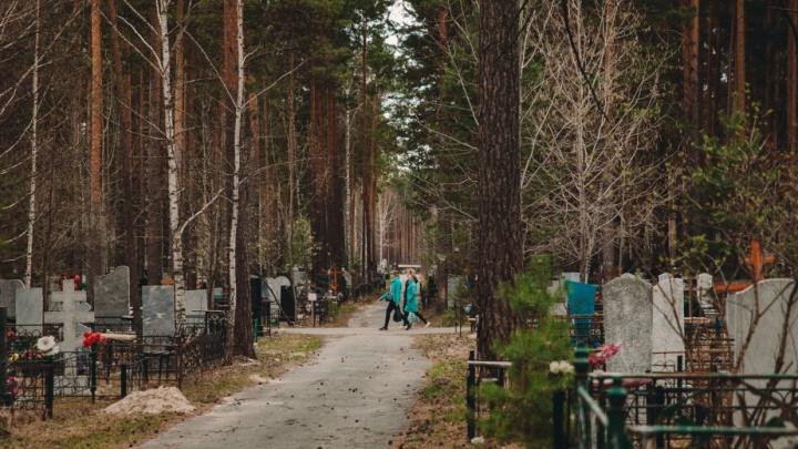 Перепись тюменских кладбищ проведёт компания бизнесмена из Коломны