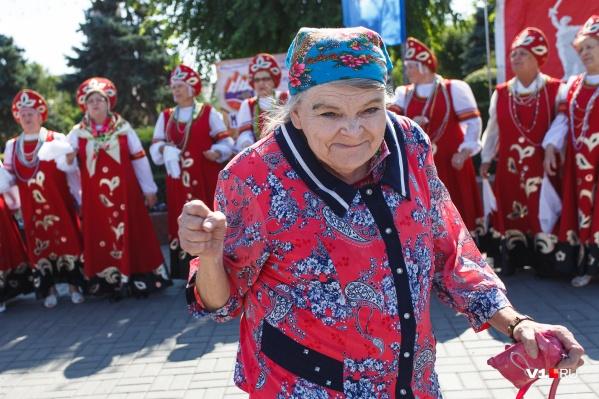 В центре Волгограда не планируют никаких массовых гуляний