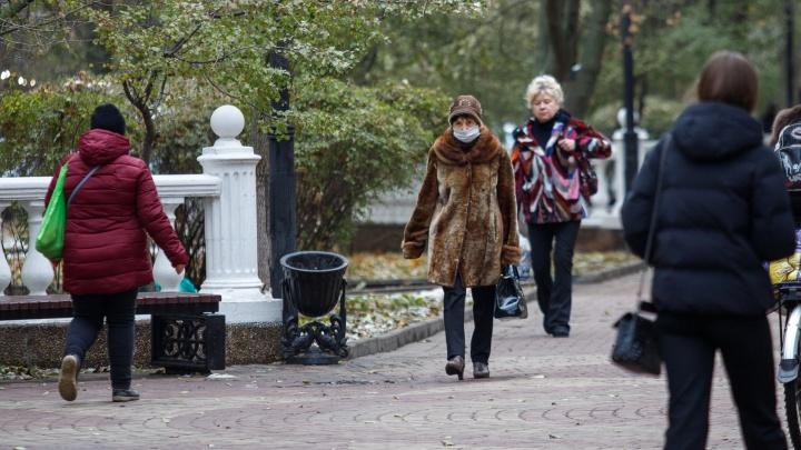 В Ростовской области число заболевших COVID-19 превысило 40тысяч человек